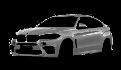 Цвета кузова X6 M (F16)